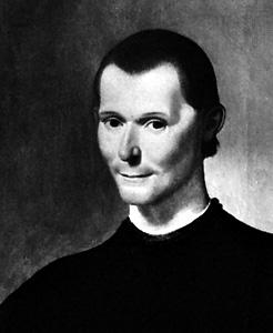 Machiavelli/Dante Comparison